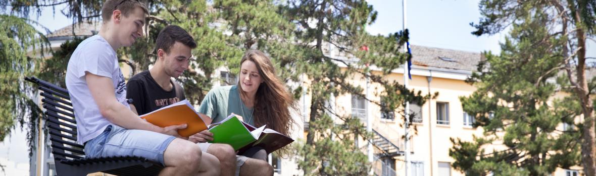 Studenti in Università